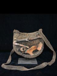 Old Highlands Magic Bag, New Guinea. 8149