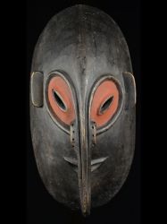 Krambok Village Mask, Papua New Guinea – 19-24